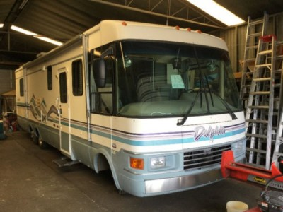 1997 National Dolphin 36ft