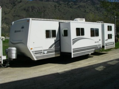 2007 Okanagan Eclipse 28Ft