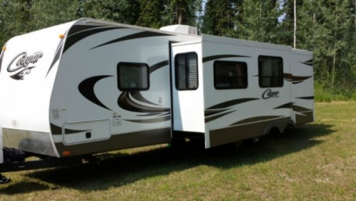 2012 Keystone Cougar 31SQBWE