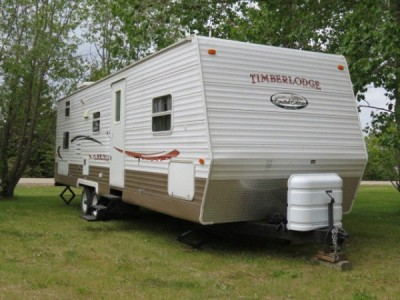 2007 Adventure Timberlodge 33Ft
