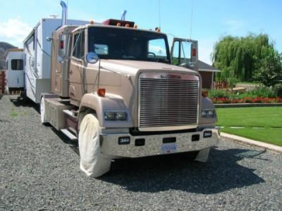 1986 Freightliner FL112