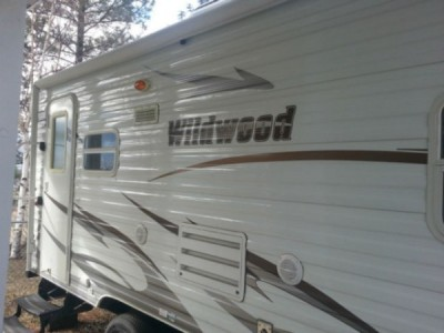 2011 Forest River Wildwood T21RD