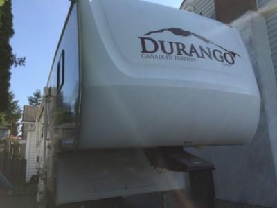 2007 K-Z Durango 285SU Canadian Edition