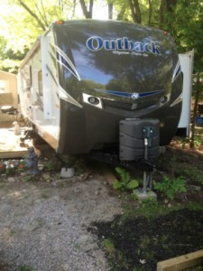 2013 Keystone Outback 30Ft
