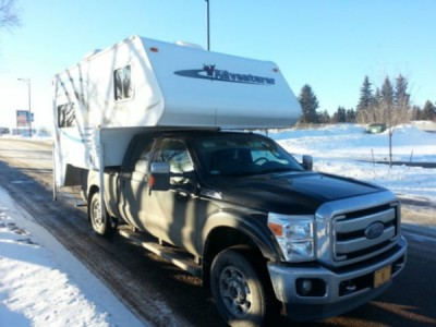 2010 Adventurer 810WS Camper