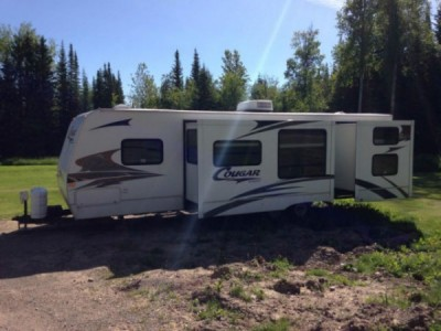 2007 Keystone Cougar 31Ft