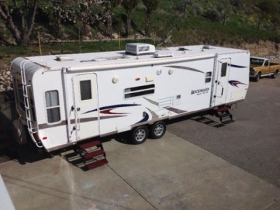 2007 Rockwood Signature Ultralite 8314SS