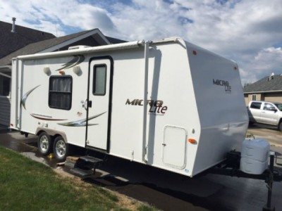 2010 Flagstaff Micro Lite 23Ft