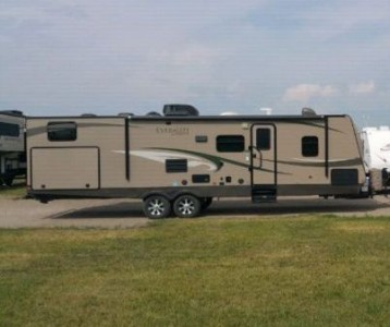 2012 Evergreen Everlite 34BHKDS