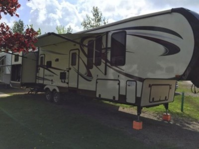 2014 Forest River Sierra 365QBHS