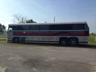 1985 Mci Tour Bus