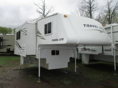 2012 Travel Lite 1000SLRX Ultra Series