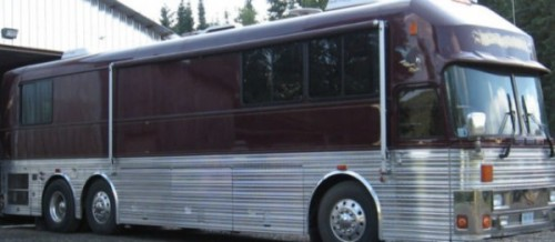 1974 Eagle Conversion Bus 40Ft