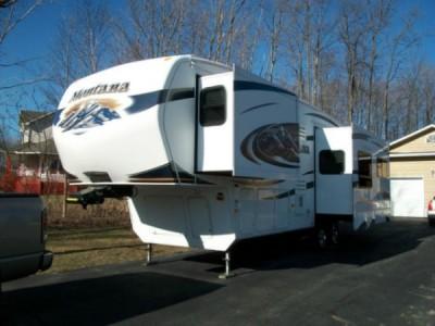 2010 Keystone Montana 3150RL