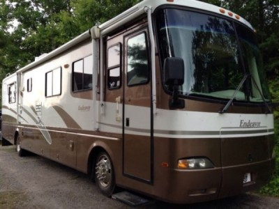 2002 Holiday Rambler Endeavour 40PBT