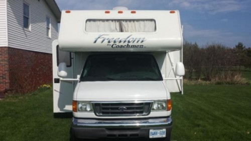 2006 Coachmen Freedom 31ft
