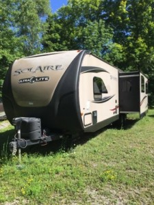 2013 Forest River Solaire Ultra Lite 39ft