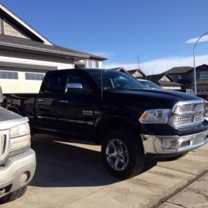 2014 Dodge Ram 1500 Laramie 4x4