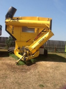 2010 Tormaster Grain Cart