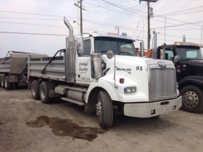 2007 Western Star Gravel Truck