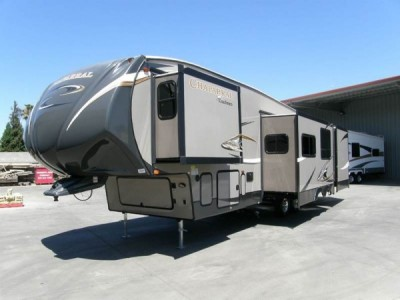 2014 Forest River Chaparral 345BHS