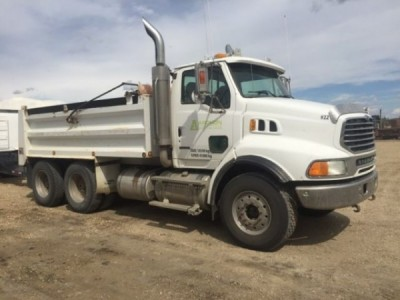 2007 Sterling Dump Truck Heavy Spec