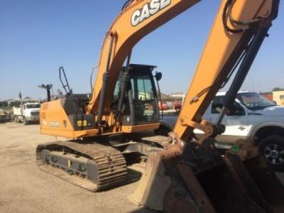 2013 Case CX 160 Excavator