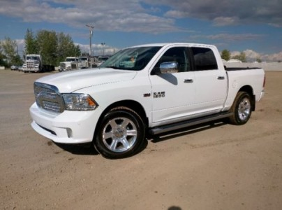 2015 Dodge Ram 1500 Laramie Limited