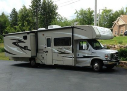 2014 Coachmen Leprechaun 320B