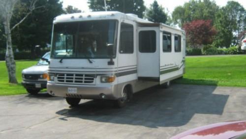 1998 Newmar Dutchstar 34Ft