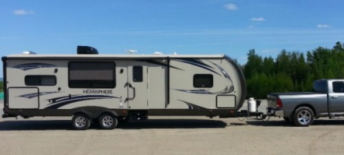 2015 Forest River Hemisphere 282RK 35Ft