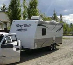 2009 Forest River Greywolf 22