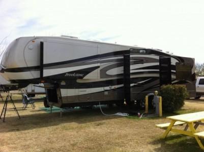 2011 Coachman Brookstone 366RE