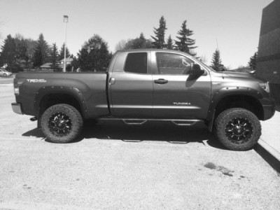 2012 Toyota Tundra SRS TRD Supercharged