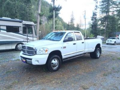 2008 Dodge RAM 3500 Laramie Dually