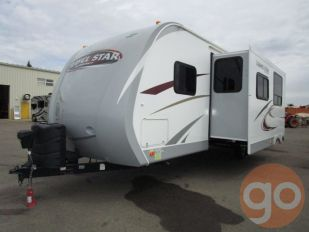 2014 Travel Star 309BHS Artic Package