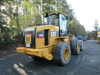 2004 Caterpillar 930 G Wheel Loader