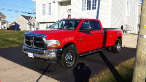 2011 Dodge Ram 3500 SLT Dually