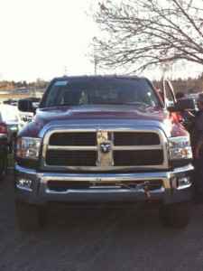2012 Dodge Ram 2500 Power Wagon