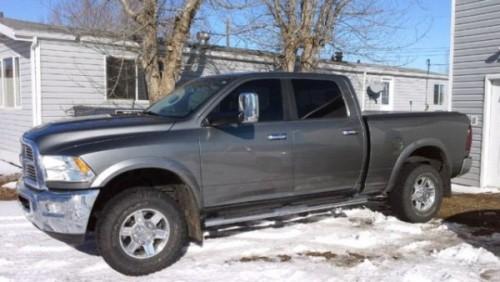 2012 Dodge Ram 2500 Laramie