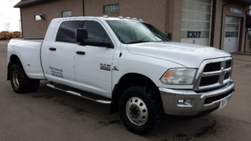 2013 Dodge Ram 3500 Dually