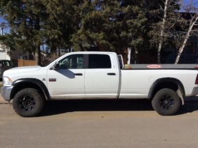 2012 Dodge Ram 3500 SLT