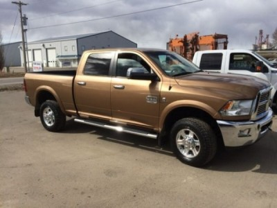 2012 Dodge Ram 3500 Longhorn