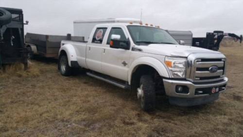 2014 Ford F-350SD Lariat