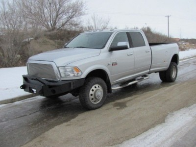 2012 Dodge Ram 3500 Dually Laramie