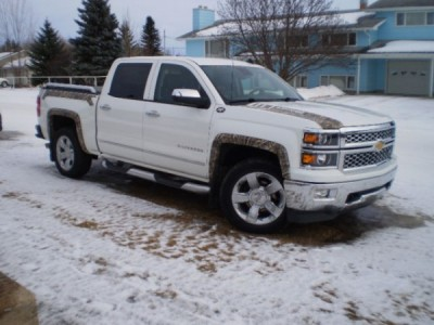2014 Chevrolet Silverado 1500 Duck Dynasty