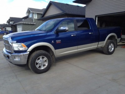 2011 Dodge Ram 2500 Laramie