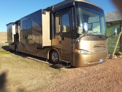 2007  Newmar Kountry Star 40ft