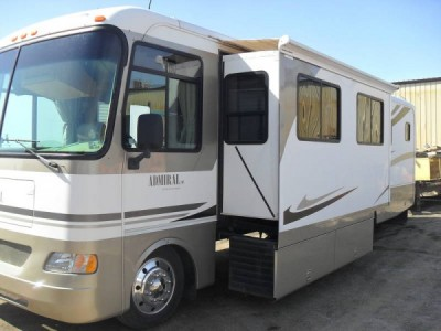 2004 Holiday Rambler Admiral SEDBD 36-Foot