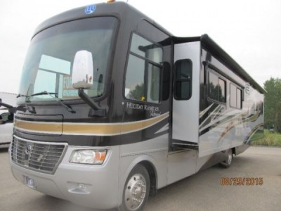 2010 Holiday Rambler Admiral 36Ft